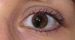 Eye-liner très fin paupière inférieure