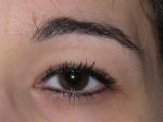 Eye-liner très fin supérieur et inférieur